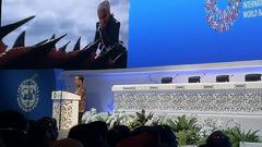 印尼总统:全球主要经济体不要陷入权力的游戏
