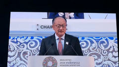 世行行长金墉:国家需加强人力资本投资应对科技变革
