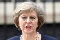 """梅姨拒绝""""投降""""亲欧派欲二次公投英镑创新高"""
