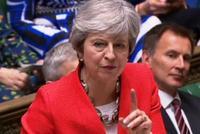 """""""无协议脱欧""""被否决 英议会14日将表决延后脱欧"""