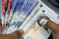 德银:无协议脱欧概率大增 看空英镑