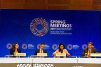 IMF:下半年全球经济将回升 但存在很强不确定性