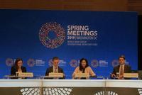 IMF:预计2019全球经济增长3.3% 创金融危机以来新低