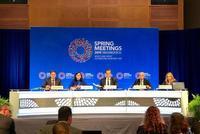 IMF:全球金融风险继续上升 警惕房地产危机重演