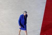 英首相对请求延期深感挫折 称英国可于5月22日前脱欧