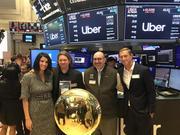 Uber上市首日开盘破发 首席财务官称更关注长期发展