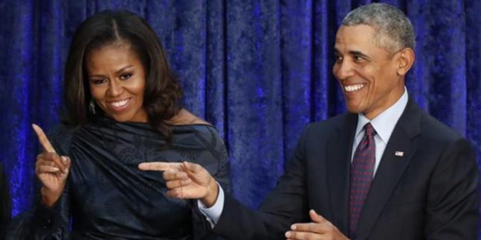 奥巴马夫妇与奈飞合作的首部作品亮相好莱坞