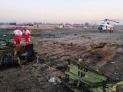 hg0088注册:乌克兰波音737客机在伊朗坠毁 180人全部遇难