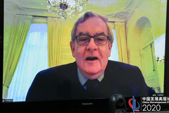 法國巴黎銀行董事長:歐洲人最關心氣候變化、疫情和失業