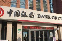 中國銀行:2020年凈利潤1929億元 同比增2.92%