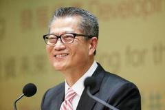 香港財政司長:國際投資者對香港信心滿滿,排隊來上市的非常熱鬧