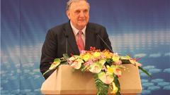 世界商会联合会主席:要促进全球商品和服务的流动