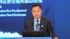 深交所李辉:支持高精尖企业通过IPO、再融资做大做强