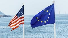 """欧盟向WTO提交8页货品清单 反击美关税""""危险游戏"""""""