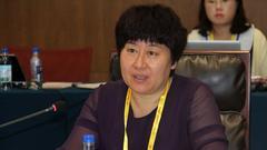 孙春玲:希望中医药对外合作政策进一步细化