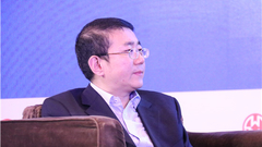 国家金融与发展实验室副主任杨涛主持