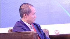 农业银行投资银行部总裁、CWM50专业成员彭向东主持