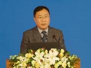 复旦大学常务副校长桂永浩演讲