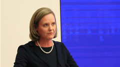 Clare Pearson:英国脱了欧 但希望跟中国有更多交流