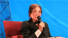 柯凯琳:学习能力对一个人未来的发展至关重要