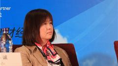 腾讯研究院社会研究中心总监王晓冰演讲