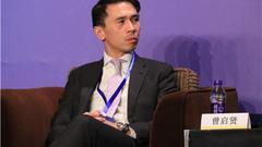 穆迪企业融资部高级副总裁曾启贤