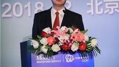 穆迪金融机构部副总裁、高级分析师诸蜀宁