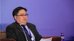 穆迪大中华区信用研究分析主管、副董事总经理钟汶权主持