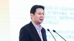 沈正宁:2019是母基金的春天 将得到国家政策大力扶持