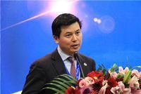 宁夏立兰酒庄有限公司总经理、首席酿酒师邵青松演讲