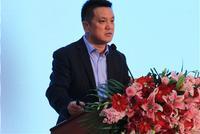 贵州省赤水?#20248;?#37233;香型白酒研究中心主任李小兵演讲