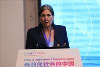 国际劳工组织北京局局长柯凯琳