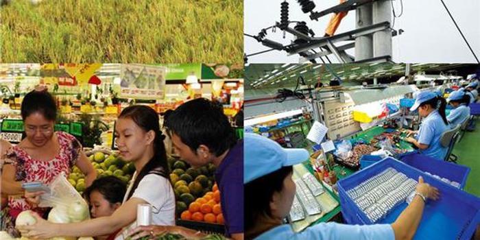 IMF预计越南今年经济增长将放缓至6.5%
