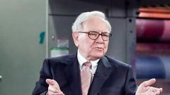 """巴菲特透露其在金融危机期间进行投资的""""简单法则"""""""
