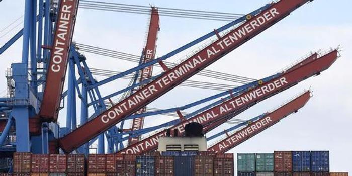 德国7月出口意外增长0.7%