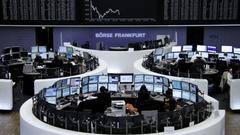 受累于意大利预算问题 欧洲股市集体大跌