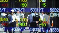 亚太股市追随美股小幅反弹 韩国股市收涨1%