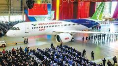 三大航去年签200亿美元海外购机合同 C919将改变局面