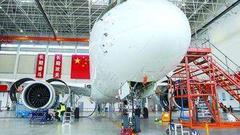 C919副总设计师:商业化预计2-3年后 国内市场容量2千架