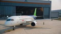 国产大飞机C919副总设计师:C919国产化率50%以上