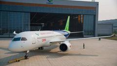C919产业链六领域大起底 险资社保一季持仓9只大飞机类股