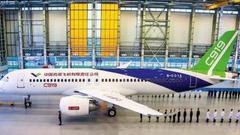 一图看懂C919大飞机价值机会:将打破国外公司垄断