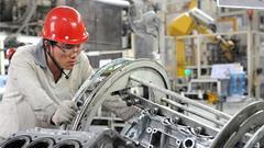 7月制造业PMI为51.4% 比上月下降0.3个百分点
