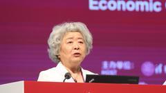 吴晓灵:金融业交叉地带越来越多 需重视金融安全问题