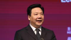 """陈雨露:中国寻求""""不紧不松""""的货币政策"""