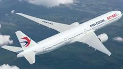 东航乘客称已系好安全带仍被行李砸伤 行李架因摆动打开