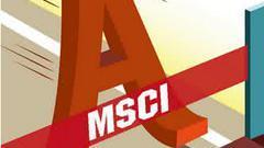 A股入MSCI计划将分两步走 停牌数量太多仍是痛点