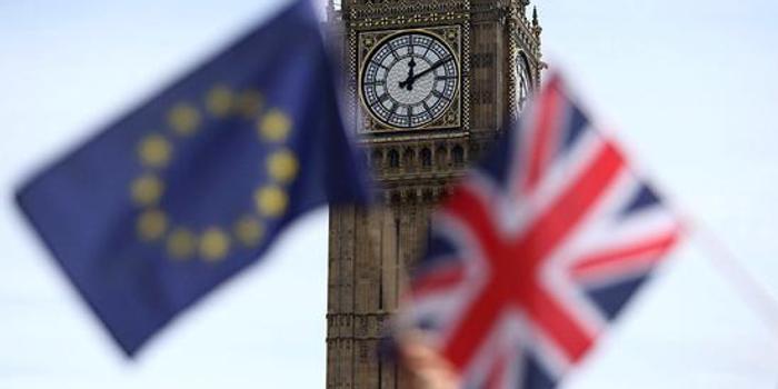 """英国政府:全面启动""""无协议""""退欧准备工作"""