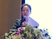 孙蔚敏:网络安全面临挑战 信息共享是把双刃剑