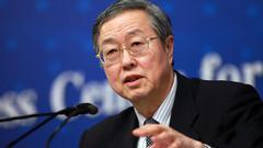 周小川:部分对外投资跟产业政策不符合 要进行指导